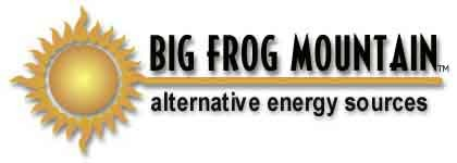 Big Frog Mountain Home page