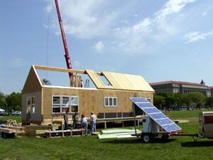Building With Solar